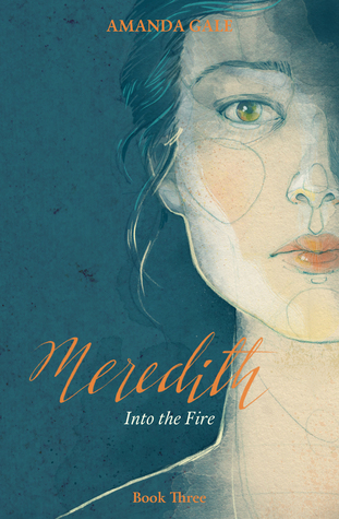 Meredith Into the Fire (Book 3)  by  Amanda Gale