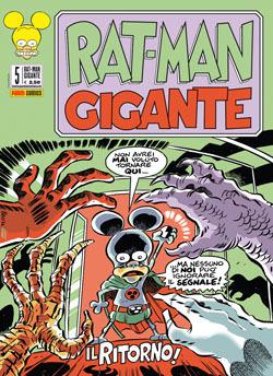 Rat-Man Gigante n. 5: Il ritorno!  by  Leo Ortolani