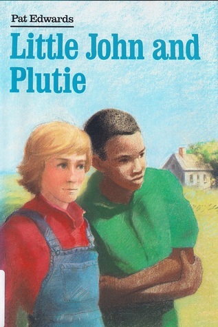 Little John and Plutie  by  Pat Edwards