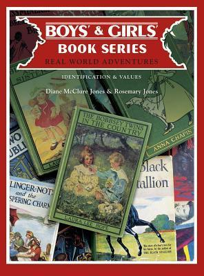 Boys and Girls Book Series Real World Adventures  by  Diane McClure Jones