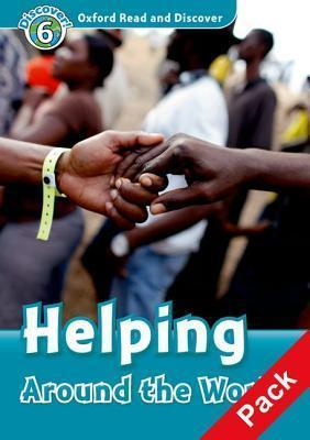 Helping Around the World  by  Sarah Medina
