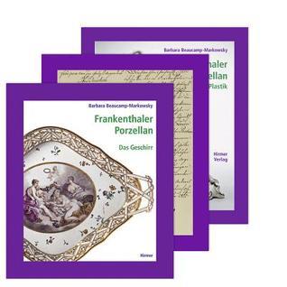 Frankenthaler Porzellan: Geschirr Barbara Beaucamp-Markowsky