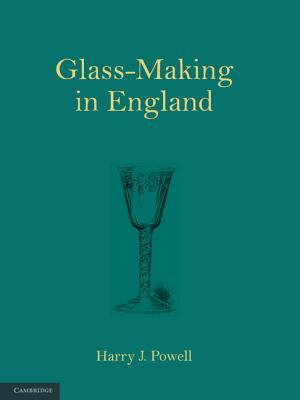 Glass-Making in England  by  Harry J Powell