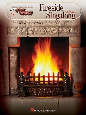 Fireside Singalong 2nd Edition E-Z Play Today 17  by  Various