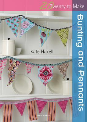 Bunting and Pennants  by  Kate Haxell