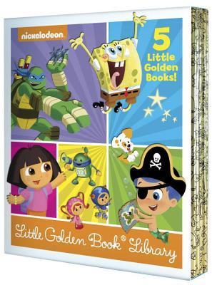 Nickelodeon Little Golden Book Library  by  Various