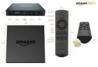 Amazons Fire TV could scorch rivals  by  Jim    Lynch