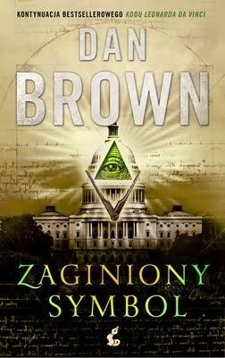 Zaginiony Symbol (Robert Langdon, #3) Dan Brown