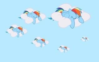 The Rainbow Factory? Just Horsing Around