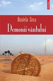 Demonii vantului  by  Daniela Zeca