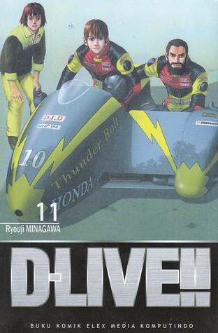 D-Live!! Vol. 11  by  Ryouji Minagawa