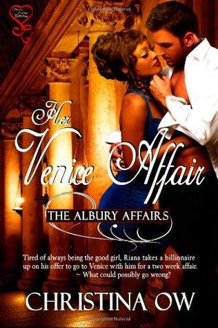 Her Venice Affair Christina OW