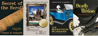 Greg McKenzie Mysteries Boxed Set-Books 1-4  by  Chester D. Campbell