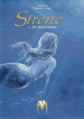 De waternimf (Sirene, #1)  by  Alberto Varanda