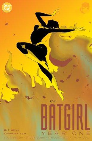 Batgirl: Year One #5  by  Scott Beatty