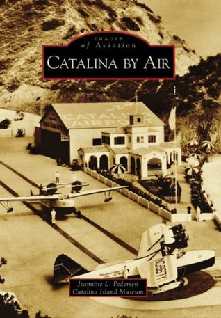 Catalina  by  Air, California by Jeannine L. Pedersen