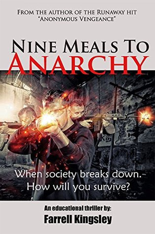 Anonymous Vengeance  by  Farrell Kingsley