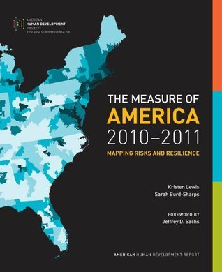 The Measure of America, 2010-2011: Mapping Risks and Resilience  by  Burd-Sharps Lewis