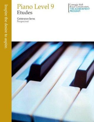 Piano Etudes 9 The Royal Conservatory Achievement Program