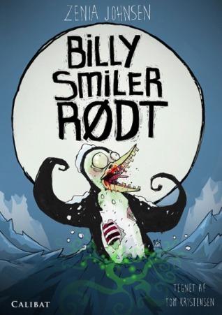 Billy smiler rødt Zenia Johnsen