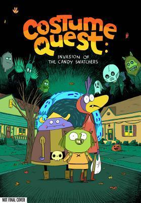 Costume Quest: Invasion of the Candy Snatchers Zac Gorman