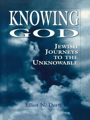 Knowing God: Jewish Journeys to the Unknowable Elliot N Dorff