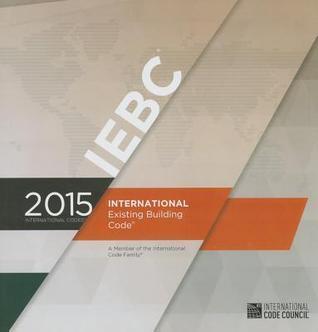 International Existing Building Code ICC