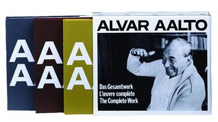 Alvar Aalto: Complete Works K. Fleig