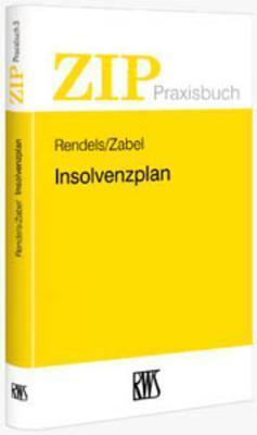 Insolvenzplan Dietmar Rendels