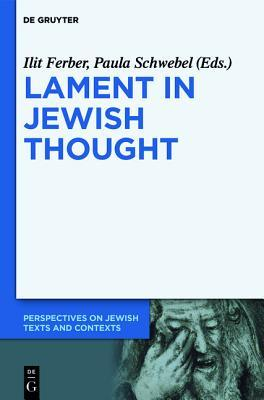 Lament in Jewish Thought: Philosophical, Theological, and Literary Perspectives  by  Ilit Ferber