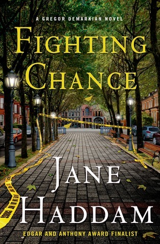 Fighting Chance (Gregor Demarkian, #29)  by  Jane Haddam
