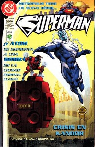 Superman: Crisis en Kandor  by  Dan Jurgens