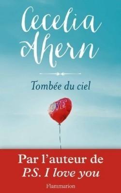 Tombée du ciel  by  Cecelia Ahern