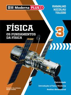 Física 3° ano | Moderna Plus  by  Francisco Ramalho Júnior