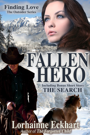 Fallen Hero with exclusive short story: The Search (The Outsider Series, #2)  by  Lorhainne Eckhart