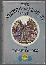 The Street of the Fishing Cat Jolan Foldes
