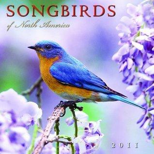 Songbirds of North America 2011 Wall Calendar Sellers Publishing Inc