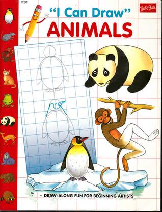 I Can Draw Animals Yuri Salzman
