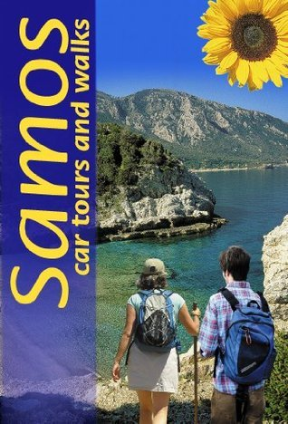 Samos Walks and Car Tours (Landscapes Series) Sunflower Books