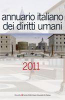 Annuario italiano dei diritti umani 2011 Various