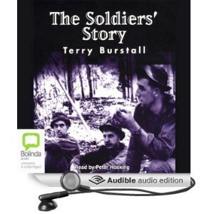 The Soldiers Story [Unabridged]  by  Terry Burstall