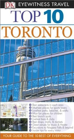 Top 10 Toronto (EYEWITNESS TOP 10 TRAVEL GUIDES) Barbara Hopkinson