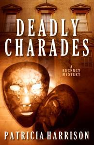 Deadly Charades  by  Patricia Harrison
