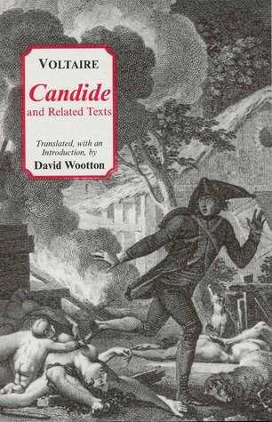 Candide and Related Writings  by  Voltaire