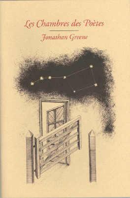 Les chambres des poètes Jonathan Greene