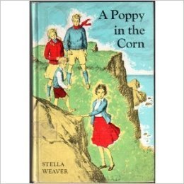 A Poppy in the Corn  by  Stella Weaver