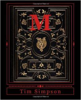 M (The Book of M #1)  by  Tim James Simpson