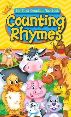 Counting Rhymes: My First Counting Tab Book  by  The Book Company Editorial