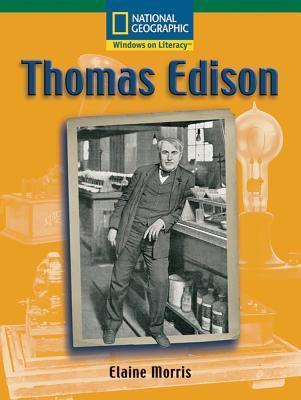 Thomas Edison National Geographic Learning