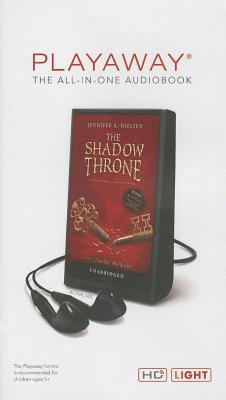 The Shadow Throne (Ascendance Trilogy, #3) Jennifer A. Nielsen